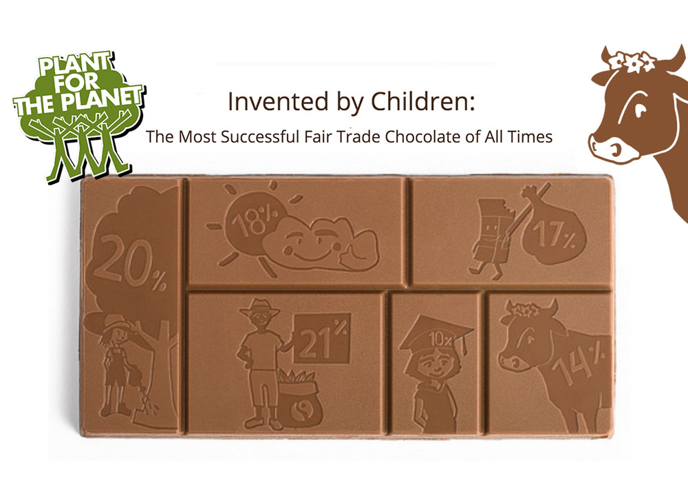 Plant for the Planet Chocolate