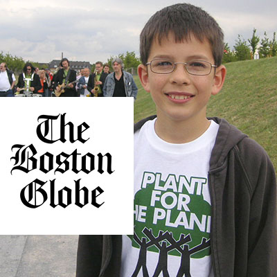 YVFP The Boston Globe - Mass Audubon