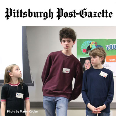 YVFP Press: Pittsburgh Post Gazette