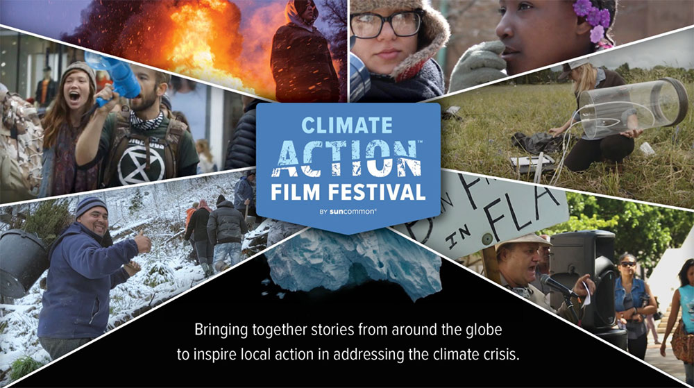 YVFP Words Have Power Film at Suncommon's Climate Action Film Festival - NY & VT