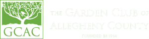Garden Club of Allegheny County Logo